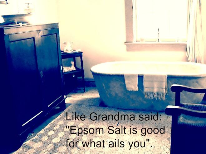 epsom salt grandma